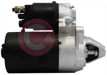 CST30119 SIDE MARELLI Type 12V 0,80kW 9T CW