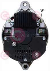 CAL11602 BACK PRESTOLITE Type 24V 55Amp