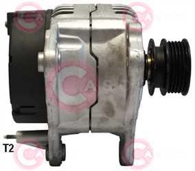 CAL48105 SIDE PAL Type 12V 70Amp PFR5
