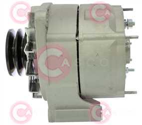 CAL10000 SIDE BOSCH Type 12V 90Amp