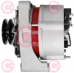 CAL10003 SIDE BOSCH Type 12V 65Amp DP2