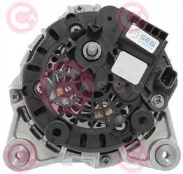 CAL10006 BACK BOSCH Type 12V 125Amp PFR6