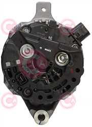CAL10011 BACK BOSCH Type 12V 90Amp PR8