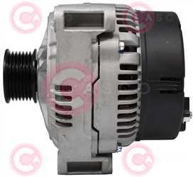 CAL10012 SIDE BOSCH Type 12V 130Amp PR7