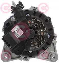 CAL10013 BACK BOSCH Type 12V 150Amp PFR6