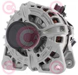 CAL10013 FRONT BOSCH Type 12V 150Amp PFR6