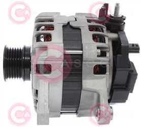 CAL10013 SIDE BOSCH Type 12V 150Amp PFR6