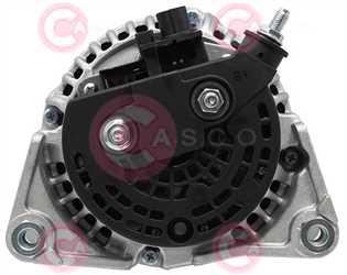 CAL10016 BACK BOSCH Type 12V 136Amp PR7