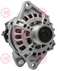 CAL10024 FRONT BOSCH Type 12V 150Amp PFR7