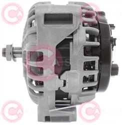 CAL10025 SIDE BOSCH Type 12V 150Amp DP2