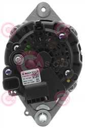 CAL10033 BACK BOSCH Type 12V 80Amp PV1