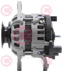 CAL10033 SIDE BOSCH Type 12V 80Amp PV1