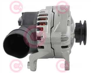 CAL10128 SIDE BOSCH Type 12V 90Amp