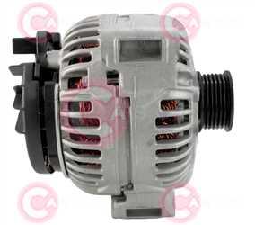 CAL10130 SIDE BOSCH Type 12V 150Amp PR6