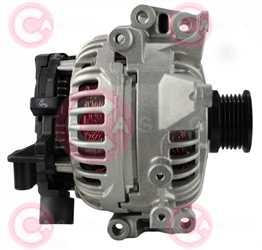 CAL10140 SIDE BOSCH Type 12V 200Amp PR6