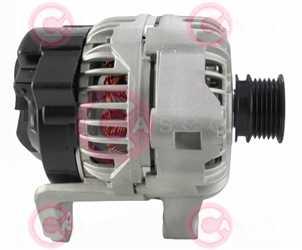 CAL10151 SIDE BOSCH Type 12V 120Amp PR6