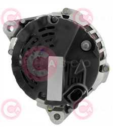 CAL10153 BACK BOSCH Type 12V 120Amp PR6