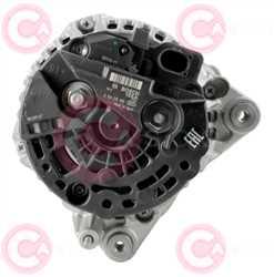 CAL10155 BACK BOSCH Type 12V 120Amp PFR6