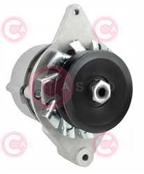 CAL10159 FRONT BOSCH Type 12V 33Amp PV1