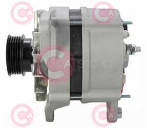 CAL10165 SIDE BOSCH Type 12V 90Amp PR4