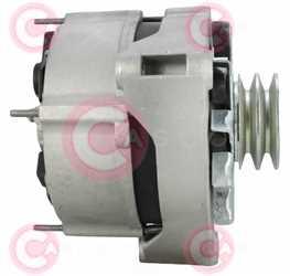 CAL10168 SIDE BOSCH Type 12V 80Amp DP2