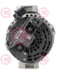 CAL10171 BACK BOSCH Type 12V 150Amp PFR6