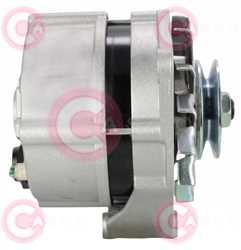 CAL10176 SIDE BOSCH Type 12V 65Amp