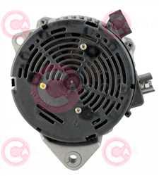 CAL10233 BACK BOSCH Type 12V 90Amp PR6