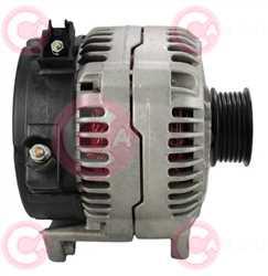 CAL10233 SIDE BOSCH Type 12V 90Amp PR6