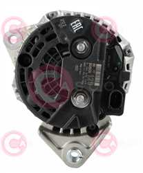 CAL10240 BACK BOSCH Type 12V 120Amp PR6