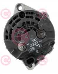 CAL10241 BACK BOSCH Type 12V 85Amp PR5