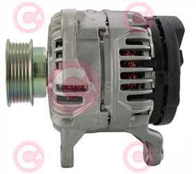 CAL10261 SIDE BOSCH Type 12V 90Amp PR6