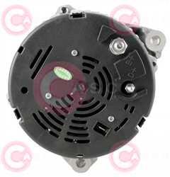 CAL10266 BACK BOSCH Type 12V 115Amp PFR6