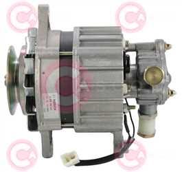 CAL10270 SIDE BOSCH Type 12V 55Amp