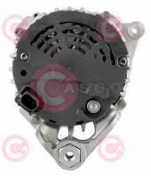 CAL10275 BACK BOSCH Type 12V 150Amp PR6