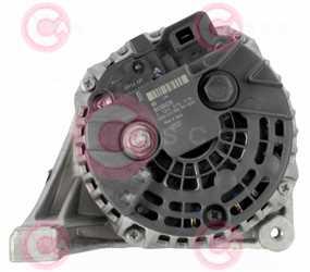 CAL10280 BACK BOSCH Type 12V 120Amp PFR6