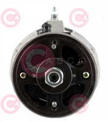 CAL10283 BACK BOSCH Type 12V 55Amp