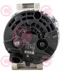 CAL10286 BACK BOSCH Type 12V 110Amp PR6