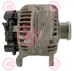 CAL10287 SIDE BOSCH Type 12V 120Amp PFR6