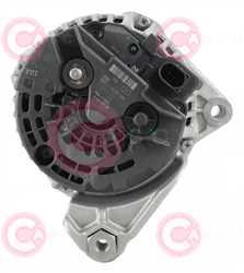 CAL10288 BACK BOSCH Type 12V 120Amp PR6