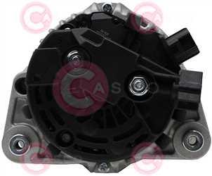 CAL10291 BACK BOSCH Type 12V 105Amp PR6