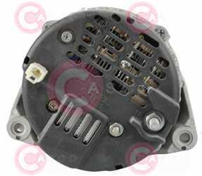 CAL10295 BACK BOSCH Type 12V 80Amp 6