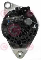 CAL10298 BACK BOSCH Type 12V 105Amp PR5