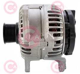 CAL10305 SIDE BOSCH Type 12V 120Amp PR8