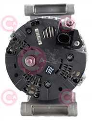 CAL10307 BACK BOSCH Type 12V 150Amp PFR6