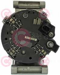 CAL10308 BACK BOSCH Type 12V 150Amp PFR7