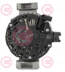 CAL10309 BACK BOSCH Type 12V 150Amp PR6
