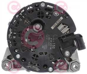 CAL10312 BACK BOSCH Type 12V 150Amp PR6