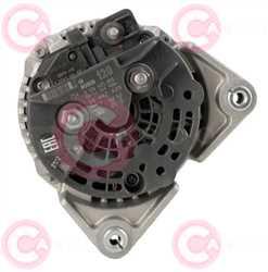 CAL10314 BACK BOSCH Type 12V 120Amp PR5