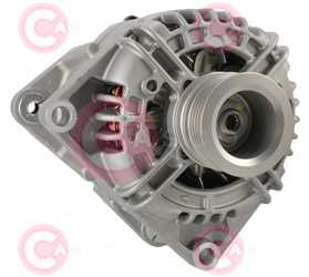 CAL10314 FRONT BOSCH Type 12V 120Amp PR5